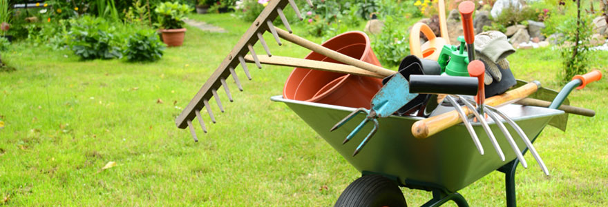 Matériel et accessoires de jardinage en ligne